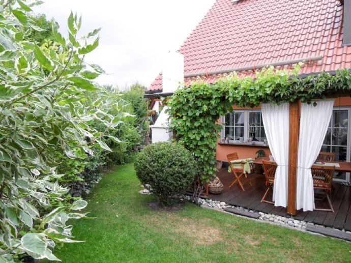 Traumhaft schöne Doppelhaushälfte in Rohrbach