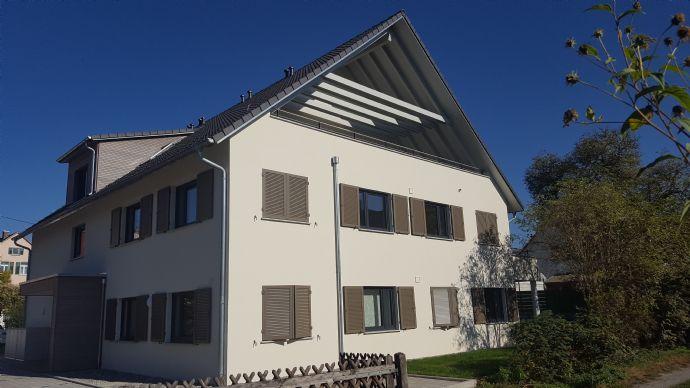 Kurzfristig beziehbare, moderne und hochwertige Neubau 3,5-Zimmer Mietwohnung in Bermatingen-Ahausen