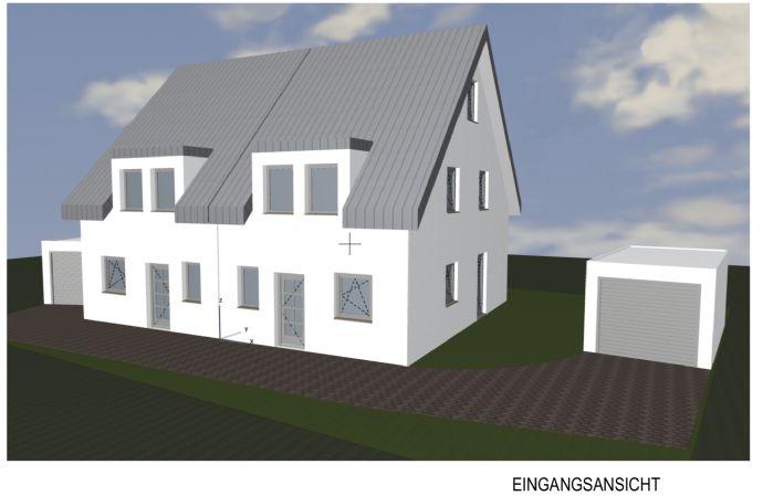 - NEUBAU - Doppelhaushälfte in Menden