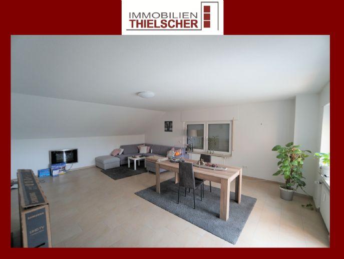 3-Zimmerwohnung mit Balkon und Garage