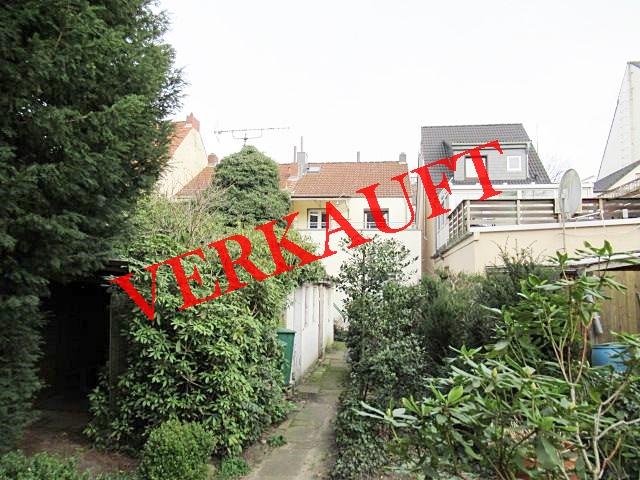 Citynah WOHNEN… 6,10 mtr. breite DHH mit Erweiterungspotenzial gr. Garten u. Dachterrasse