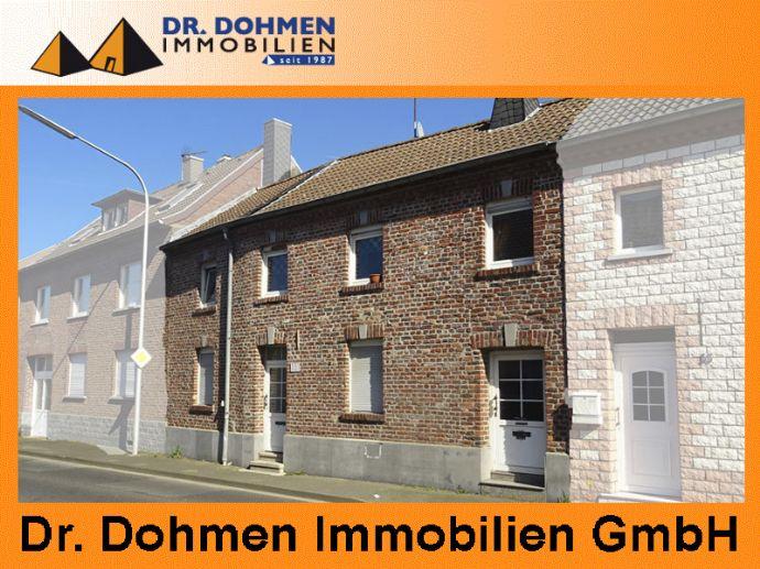 Vermietetes Zweifamilienhaus mit Garten in Heinsberg - Dremmen