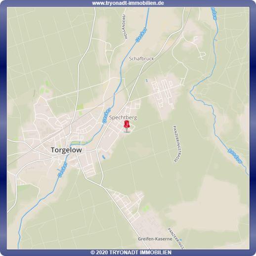 Tolles Baugrundstück in Torgelow!