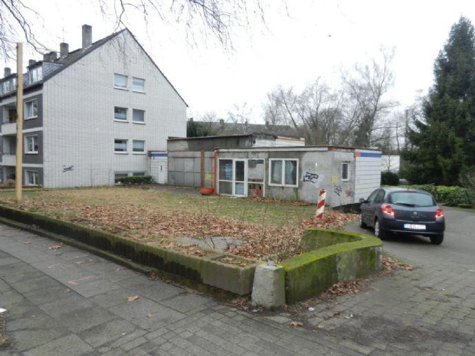Ca. 793 m² großes Baugrundstück in Duisburg Meiderich Ost zu verkaufen