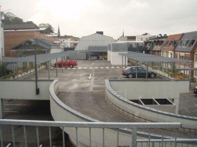 Flensburg Garage, Flensburg Stellplatz
