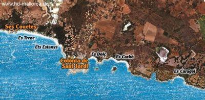 Colonia de Sant Jordi Grundstücke, Colonia de Sant Jordi Grundstück kaufen