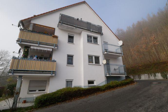 1-Zimmer-Eigentumswohnung in Sonneberg/ OT Köppelsdorf