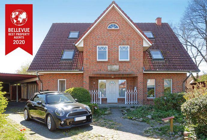 Vermietetes Einfamilienhaus als Kapitalanlage! Familiengerechtes und großzügiges Wohnen in ruhiger Sackgassenendlage!