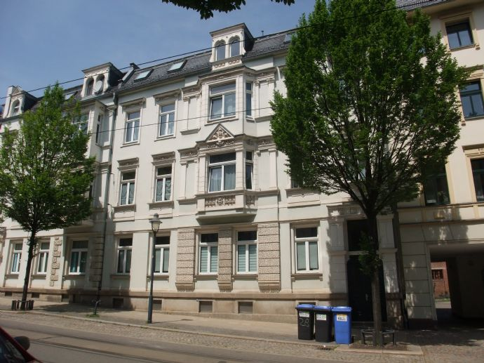 2-Raum-Wohnung - Wanne und Dusche, Balkon, ...