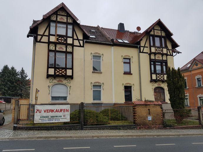 Attraktives 3-Familien-Wohnhaus in Kamenz