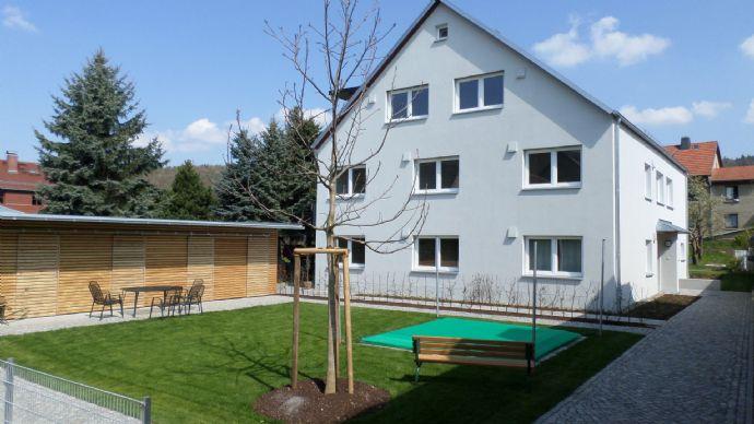 attraktive 3/4-Raum DG - Wohnung mit Balkon