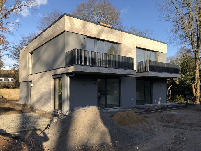 Neubau! Moderne 2-Zimmerwohnung in Hamburg Poppenbüttel