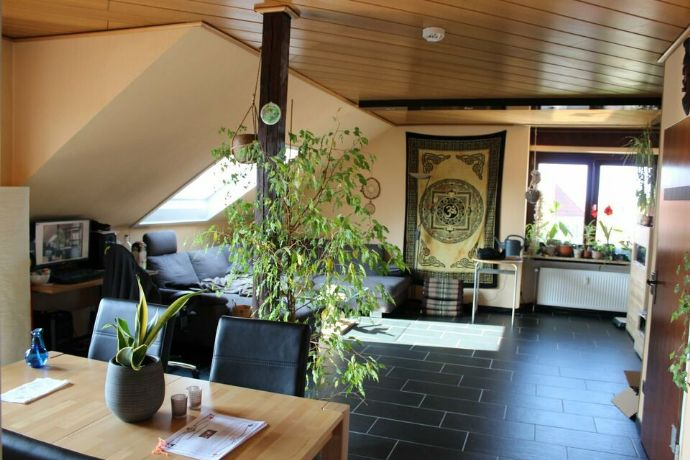Lehre - 3-Zimmer-Wohnung mit Balkon in Lehre