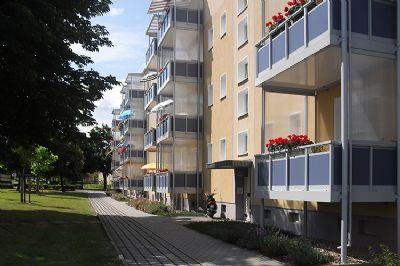 Schöne 2-Raum-Wohnung mit Balkon Nähe Stadtzentrum, Großenhain Nord