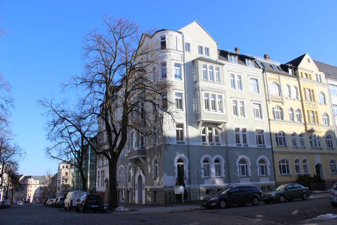 Sonnige Wohnung in Plauen