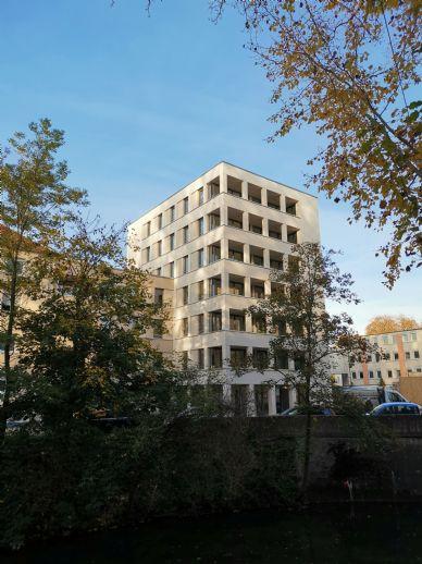 Neue 2 Zimmer Wohnung im Dichterviertel Ulm