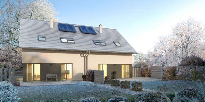 Ein Generationshaus für 2 Familien