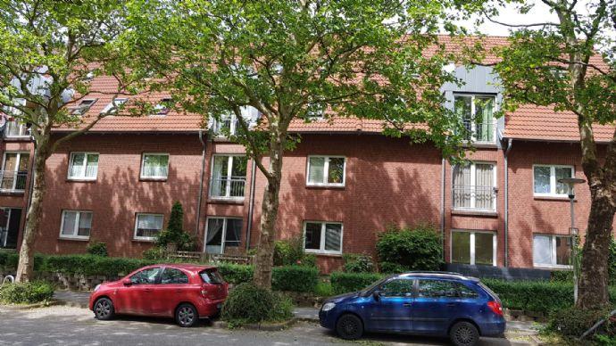 Top!  3 Zimmer Wohnung mit neuer EBK im Herzen von Schleswig