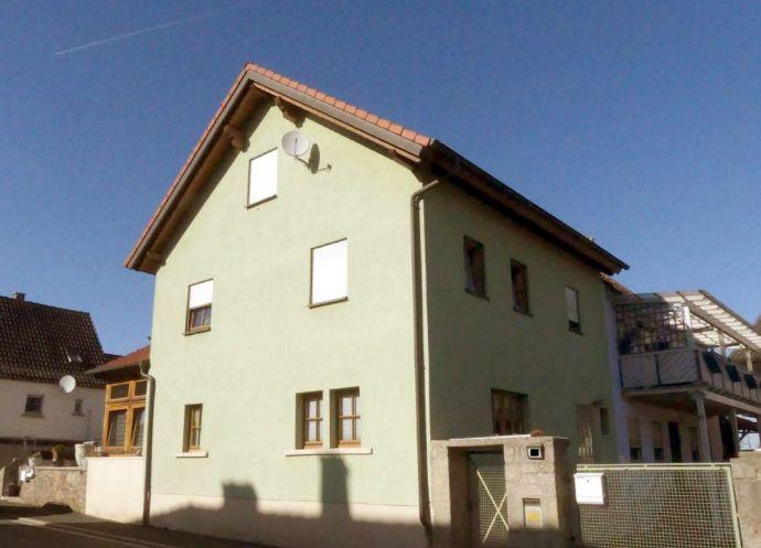 2 Familiehaus in Hammelburg/Untereschenbach