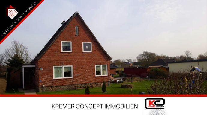 Einfamilienhaus in Wanderup | Großer Garten | Kürzlich renoviert