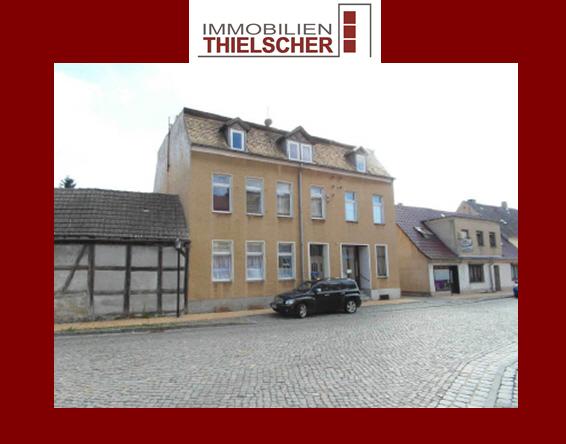 Wohn- und Geschäftshaus (Ratenkauf möglich)