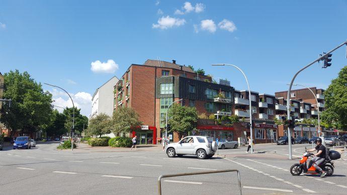 KREUZUNG Dorotheenstraße / Krohnskamp / Poßmoorweg