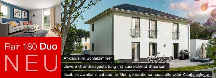 Bezahlbare, modernes Wohnen für zwei Familien