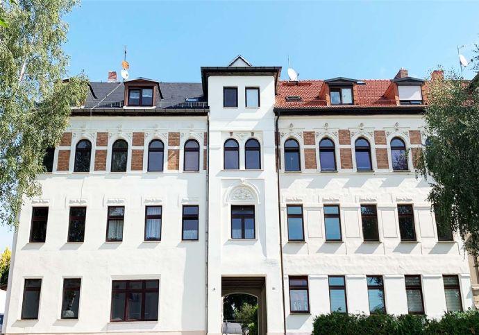 2 Mehrfamilienhäuser in Altenburg