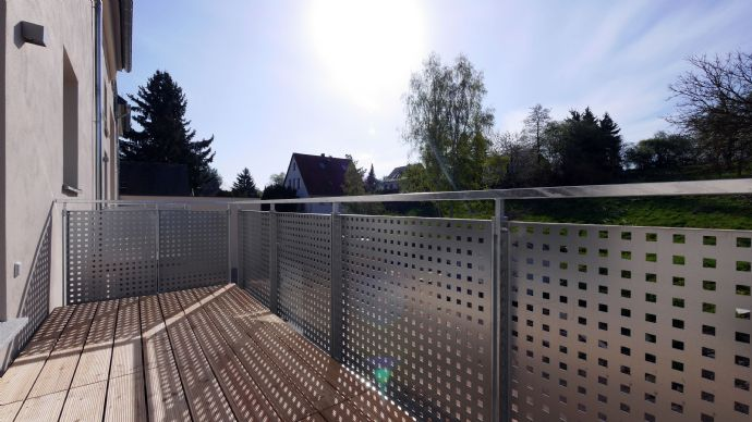 GEMÜTLICHKEIT 2-Raum-Appartment mit Balkon