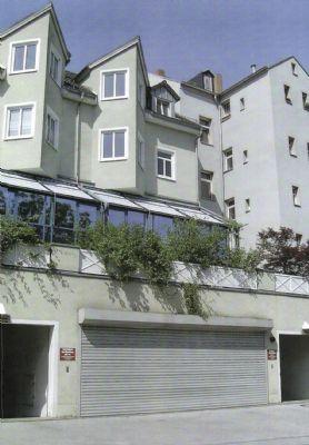 Lichtenstein Garage, Lichtenstein Stellplatz