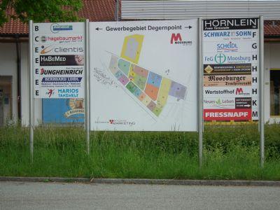 Moosburg Industrieflächen, Lagerflächen, Produktionshalle, Serviceflächen