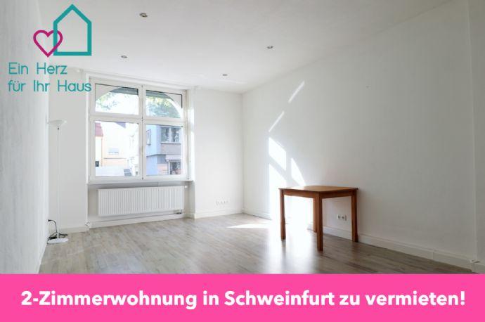 Moderne 2-Zi.-Wohnung im Altbau - Innenstadt Schweinfurt