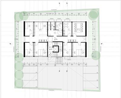 Kirchberg Büros, Büroräume, Büroflächen