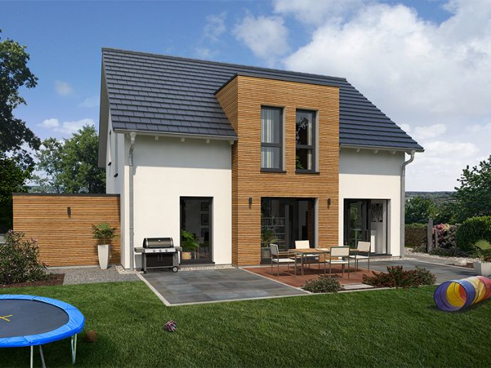 Beispiel-Haus - Grundstück flexibel auf Anfrage