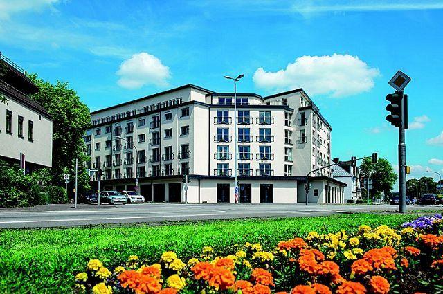 Citynah leben im Alter : Victor´s Residenz Saarlouis