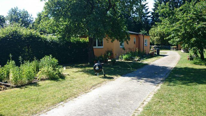 Wohnen im Park - 3 Zimmer Sommerhaus