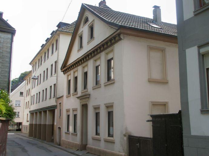Single Dachgeschoss Wohnung