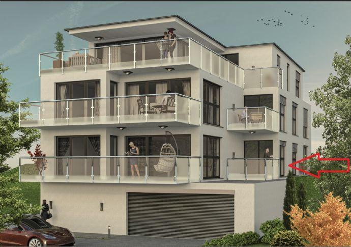 KfW 55 moderne Eigentumswohnungen in