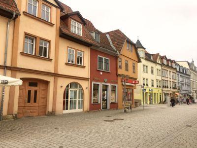 Rudolstadt Ladenlokale, Ladenflächen