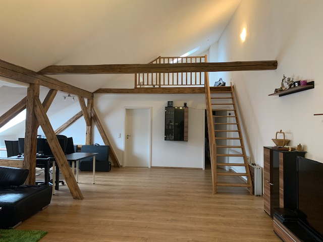 Sehr schöne 2,5-Zimmer-Loft im Zentrum von Fürth