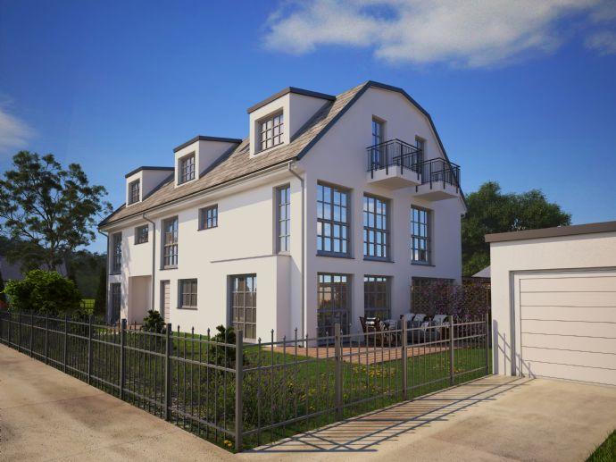Familienfreundliche und moderne Stadthäuser mit sonnigen Garten !!! nur noch Haus 2 frei !!!