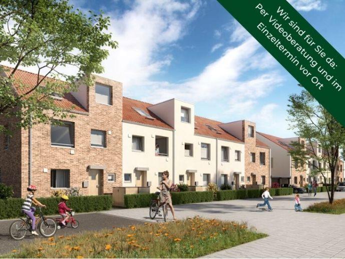 Neubau: Großes Eckhaus - 5 bis 6 Zimmer, je nach Grundrissalternative!