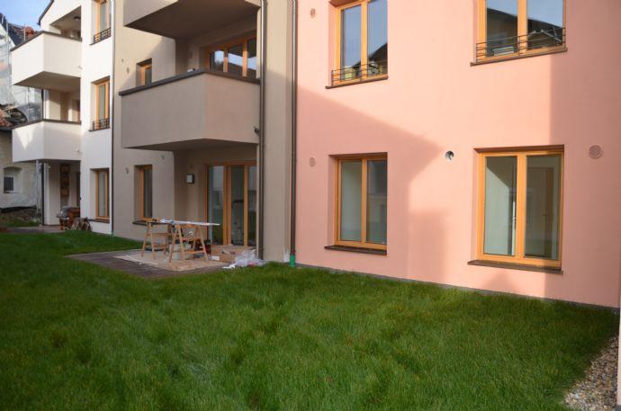 3-Zimmer Gartenwohnung, Neubau Erstbezug