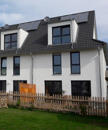 Doppelhaushälfte in Groß Schneen (Haus 2) links