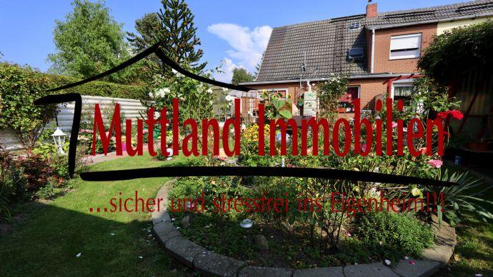 sanierte Doppelhaushälfte mit großzügigem tollen Grundstück - Martensdorf