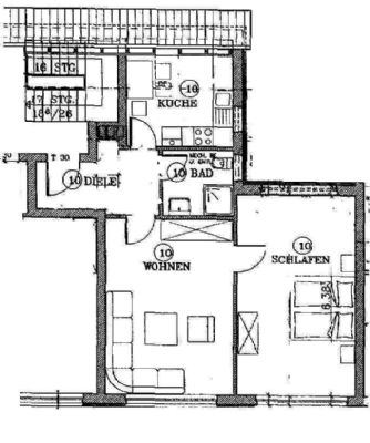 Sulingen Wohnungen, Sulingen Wohnung mieten