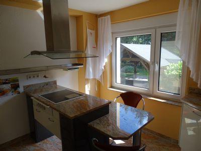 """Exkl. Küche von """"Leicht"""" mit Granitboden,-tisch"""