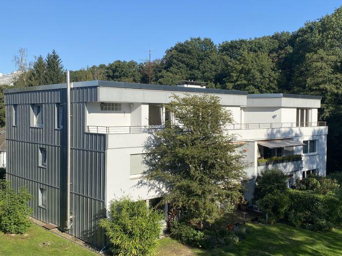 Penthouse-Wohnung am Waldrand der Schloss-Stadt Bensberg
