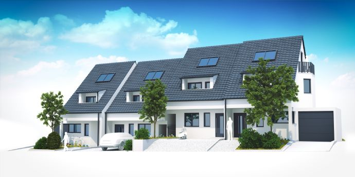 Neubauvorhaben 4 DH Wiesbaden-Naurod