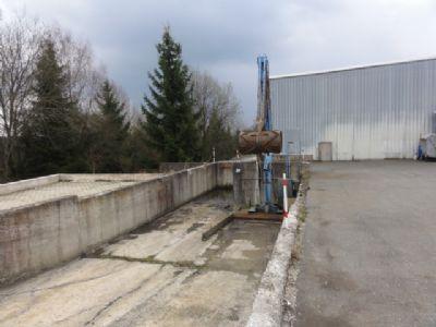 Kraftwerk - Vorratsbunker